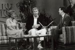 Jan Jones, Wayne Rogers from MASH and Fred Griffith on Morning Exchange TV5