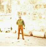 WEWS Joel Rose on assignment in Israel 1969