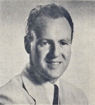 Johnny Andrews, 1956 WEWS