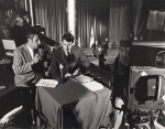 WEWS Hugh Danaceau and Fred Debrine, date unknown