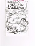 1983 booklet cover for One Tank Trips pamphlet that was station promo