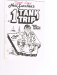Very first One Tank Trip promotion booklet  1982