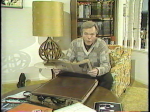 Dick Goddard WJW-TV doing opening for special in 1978