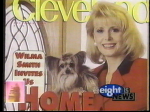 TV 8's Wilma Smith on cover of Cleveland Magazine, date unknown