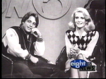 Tony Danza and Wilma Smith WEWS 1980's